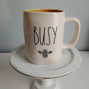 Rae Dunn Busy Bee Mug